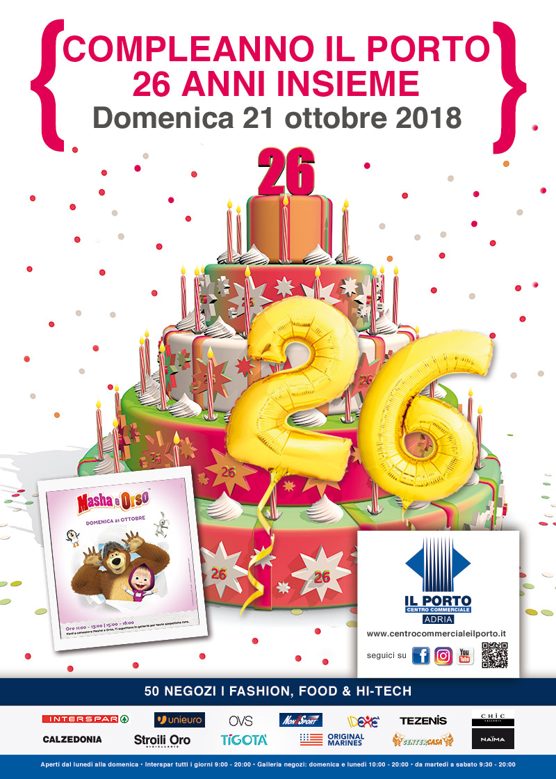 P compleanno